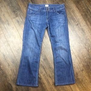 Hudson Medium Wash Jeans Pants Denim ((size 31))